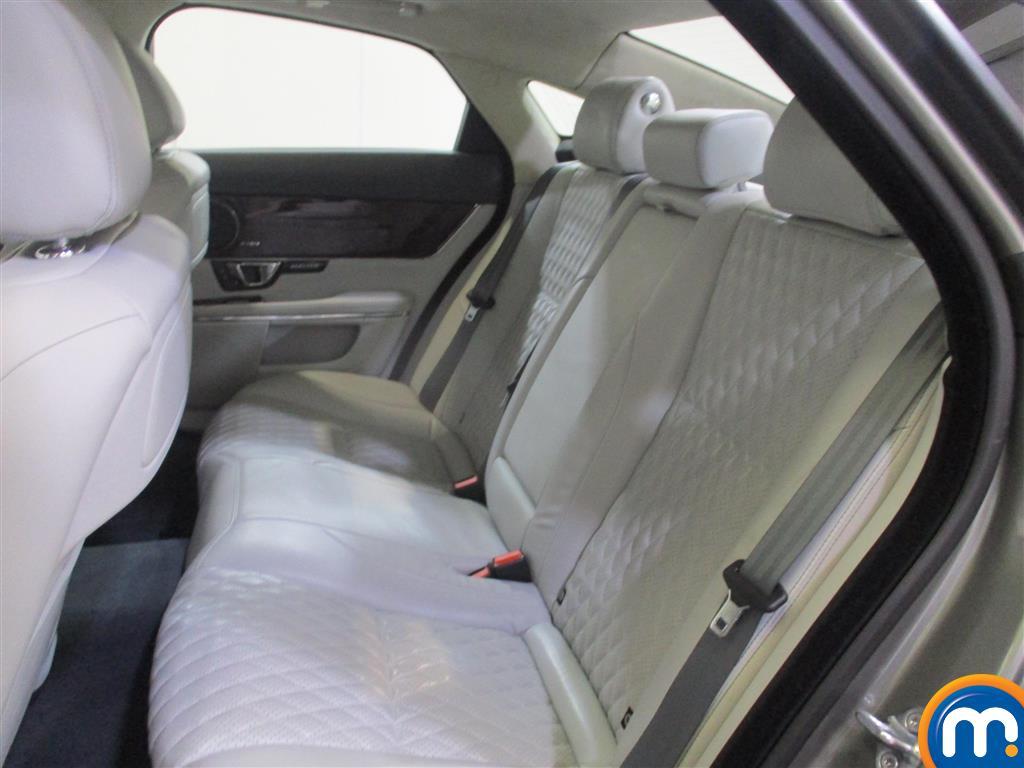 Jaguar XJ Portfolio Automatic Diesel Saloon - Stock Number (974569) - 3rd supplementary image