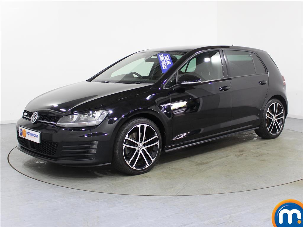Volkswagen Golf GTD - Stock Number (973180) - Passenger side front corner