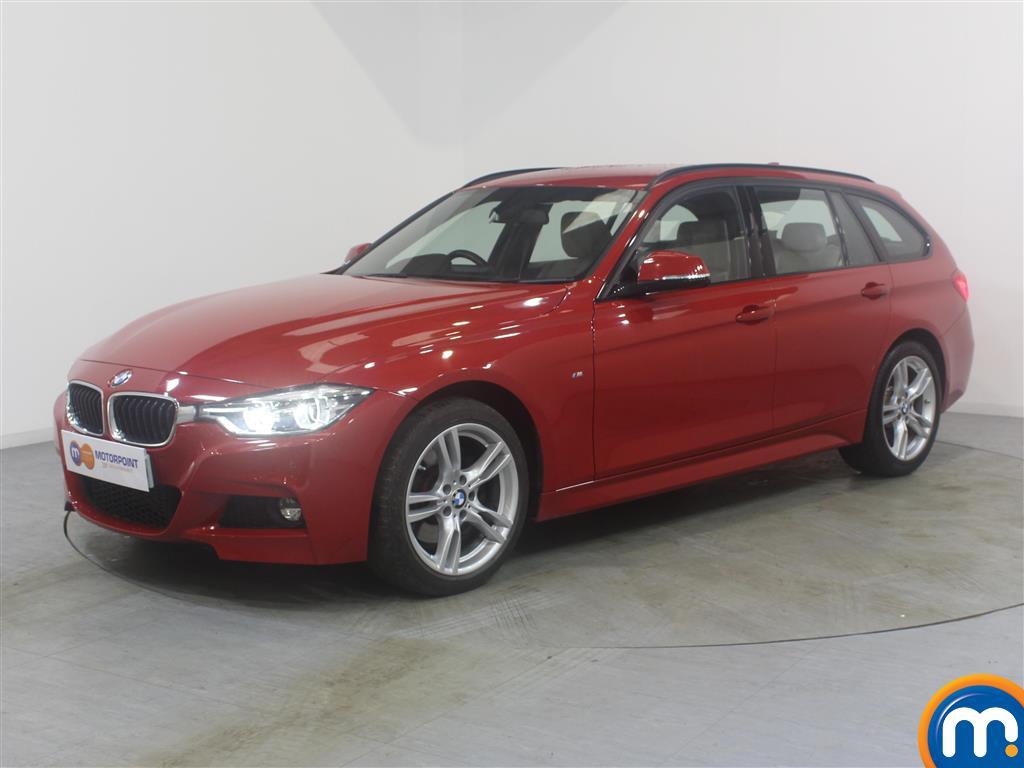 BMW 3 Series M Sport - Stock Number (981313) - Passenger side front corner