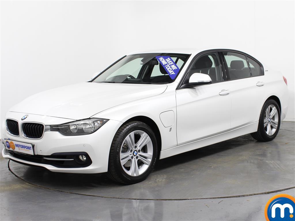 BMW 3 Series Sport - Stock Number (990437) - Passenger side front corner