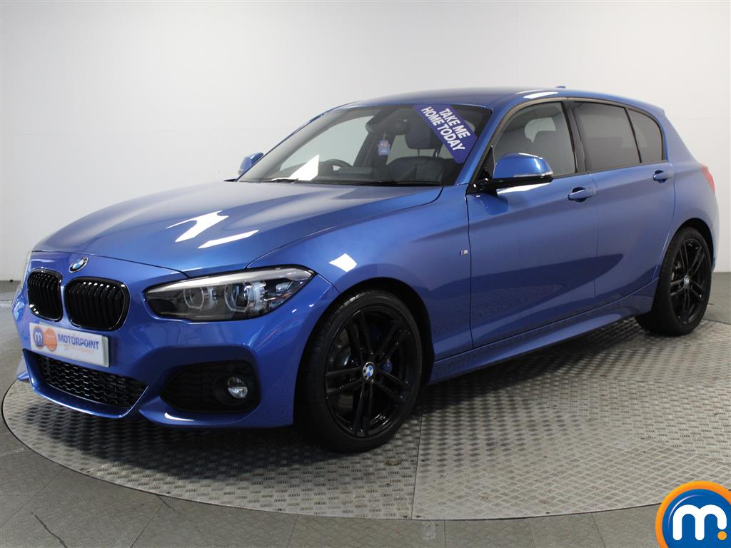 BMW 1 Series M Sport Shadow Edition - Stock Number (989411) - Passenger side front corner