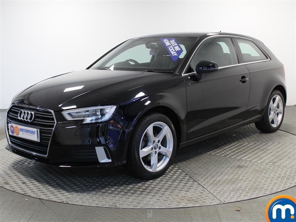 Audi A3 Sport - Stock Number (985393) - Passenger side front corner