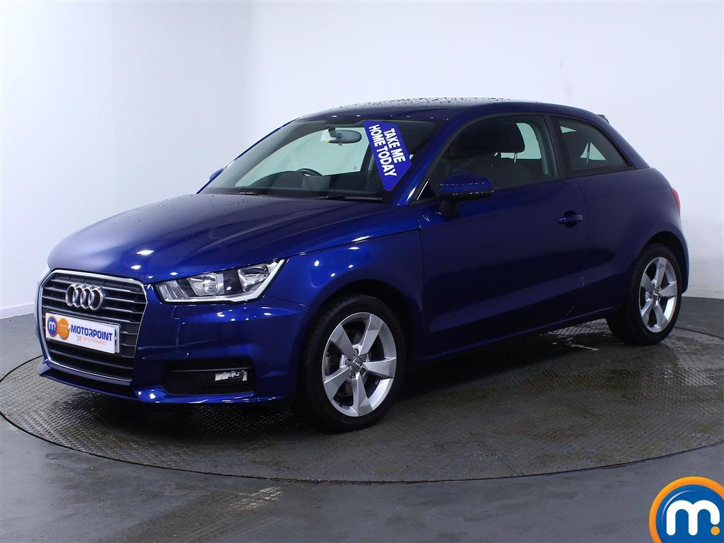 Audi A1 Sport - Stock Number (988663) - Passenger side front corner