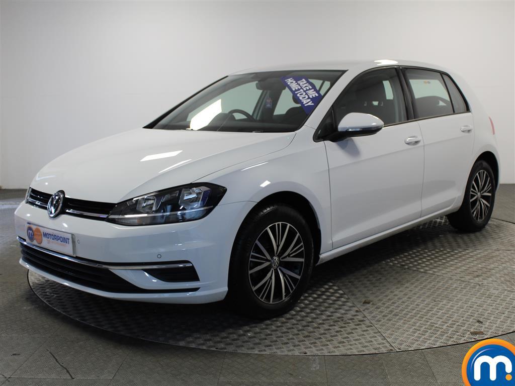 Volkswagen Golf SE - Stock Number (991662) - Passenger side front corner