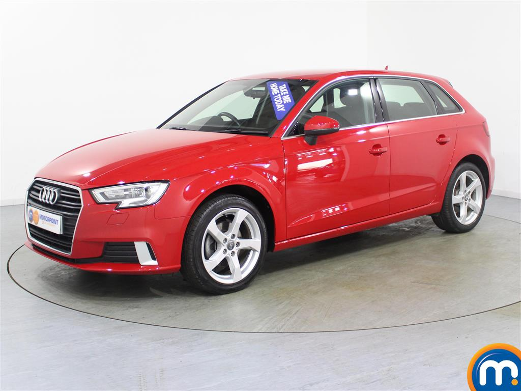 Audi A3 Sport - Stock Number (982785) - Passenger side front corner