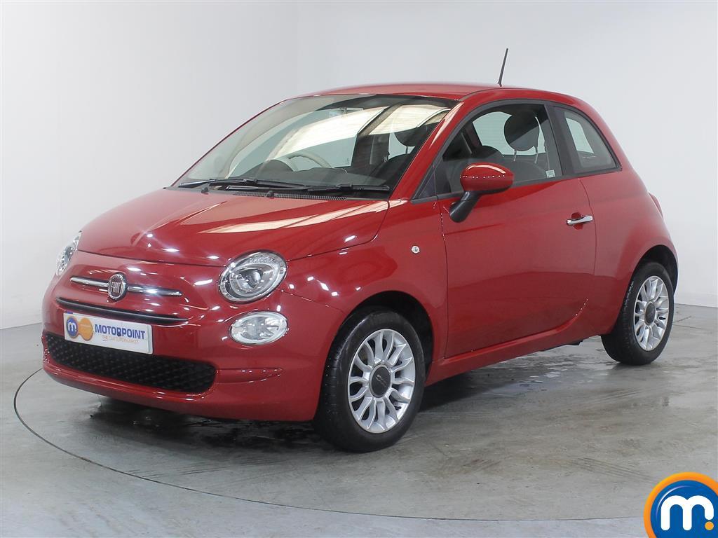 Fiat 500 Pop Star - Stock Number (988600) - Passenger side front corner