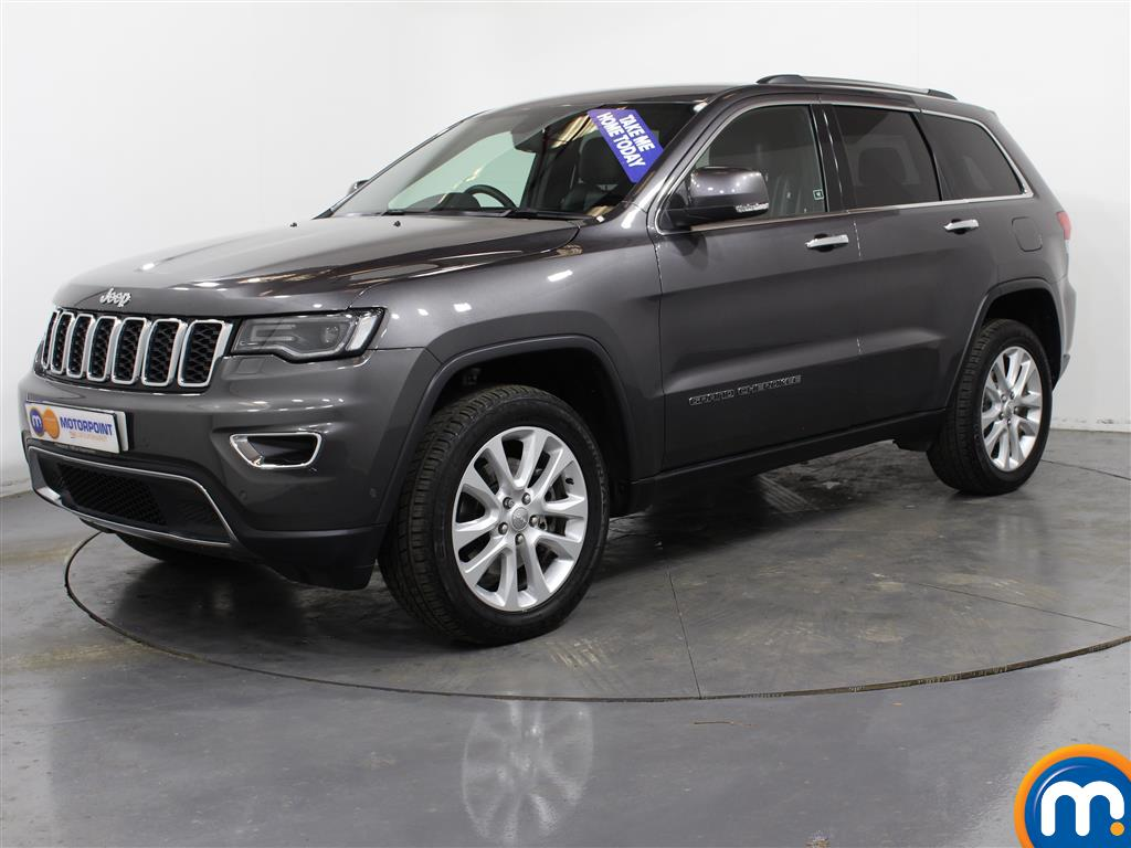 Jeep Grand Cherokee Limited Plus - Stock Number (992523) - Passenger side front corner