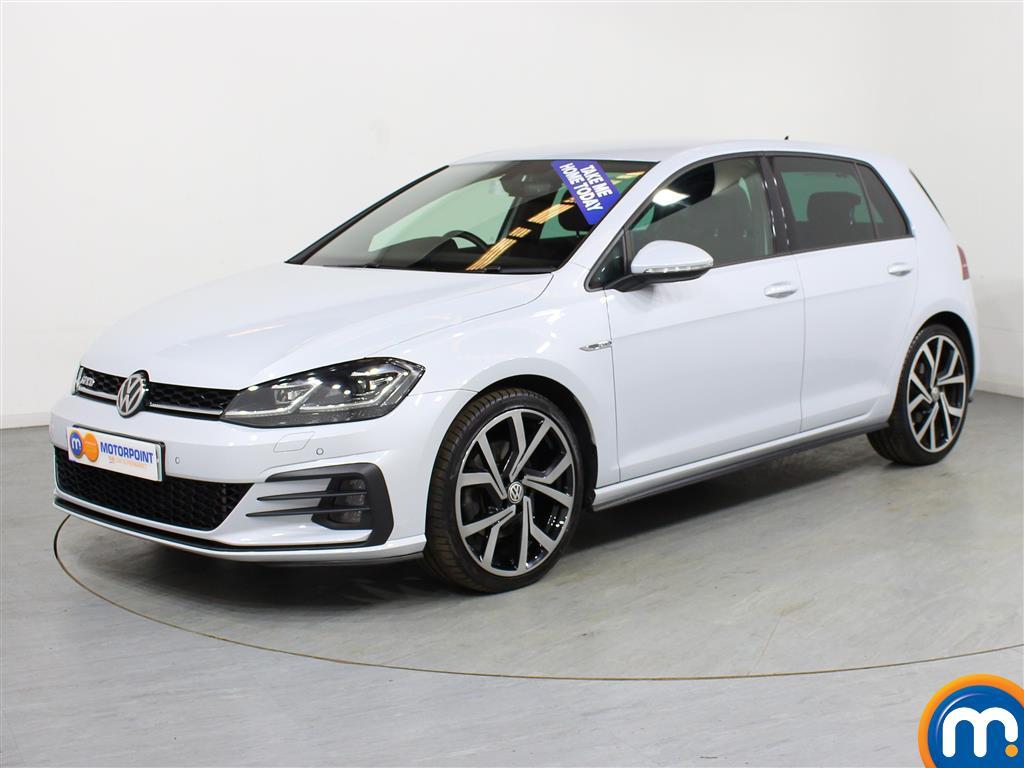 Volkswagen Golf GTD - Stock Number (990901) - Passenger side front corner