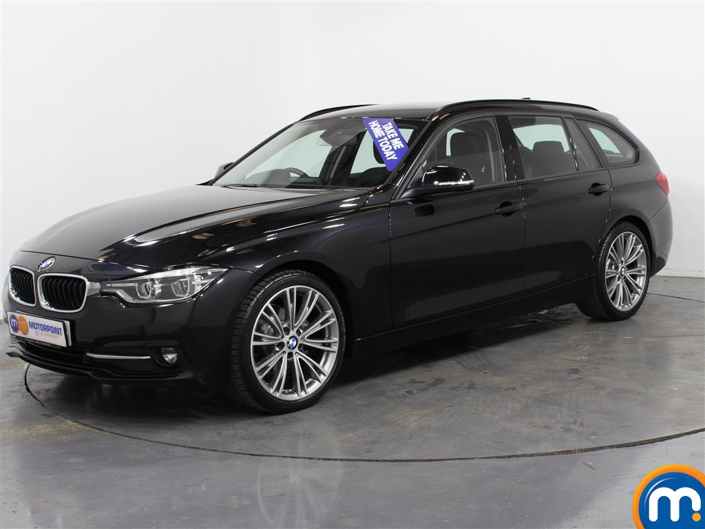 BMW 3 Series EfficientDynamics Sport - Stock Number (989268) - Passenger side front corner