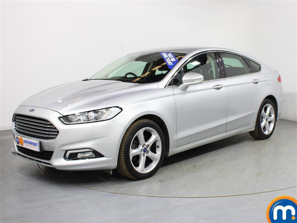 Ford Mondeo Titanium - Stock Number (984040) - Passenger side front corner