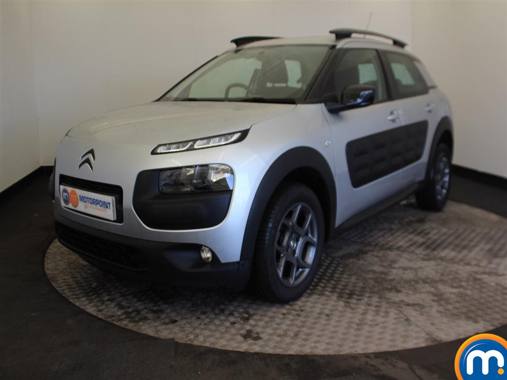 Citroen C4 Cactus Feel - Stock Number (989926) - Passenger side front corner