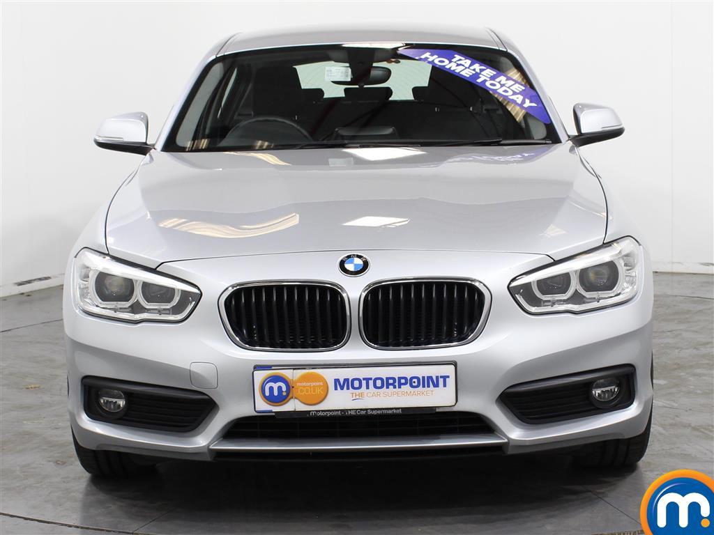 BMW 1 Series Se Business Manual Diesel Hatchback - Stock Number (989599) - Front bumper