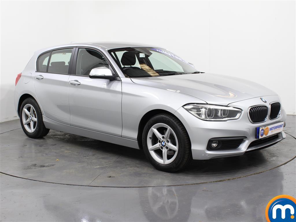 BMW 1 Series Se Business Manual Diesel Hatchback - Stock Number (989599) - Drivers side front corner