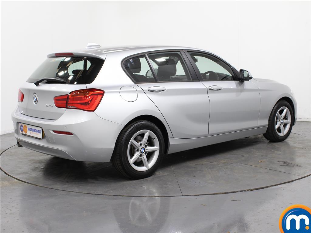 BMW 1 Series Se Business Manual Diesel Hatchback - Stock Number (989599) - Drivers side rear corner