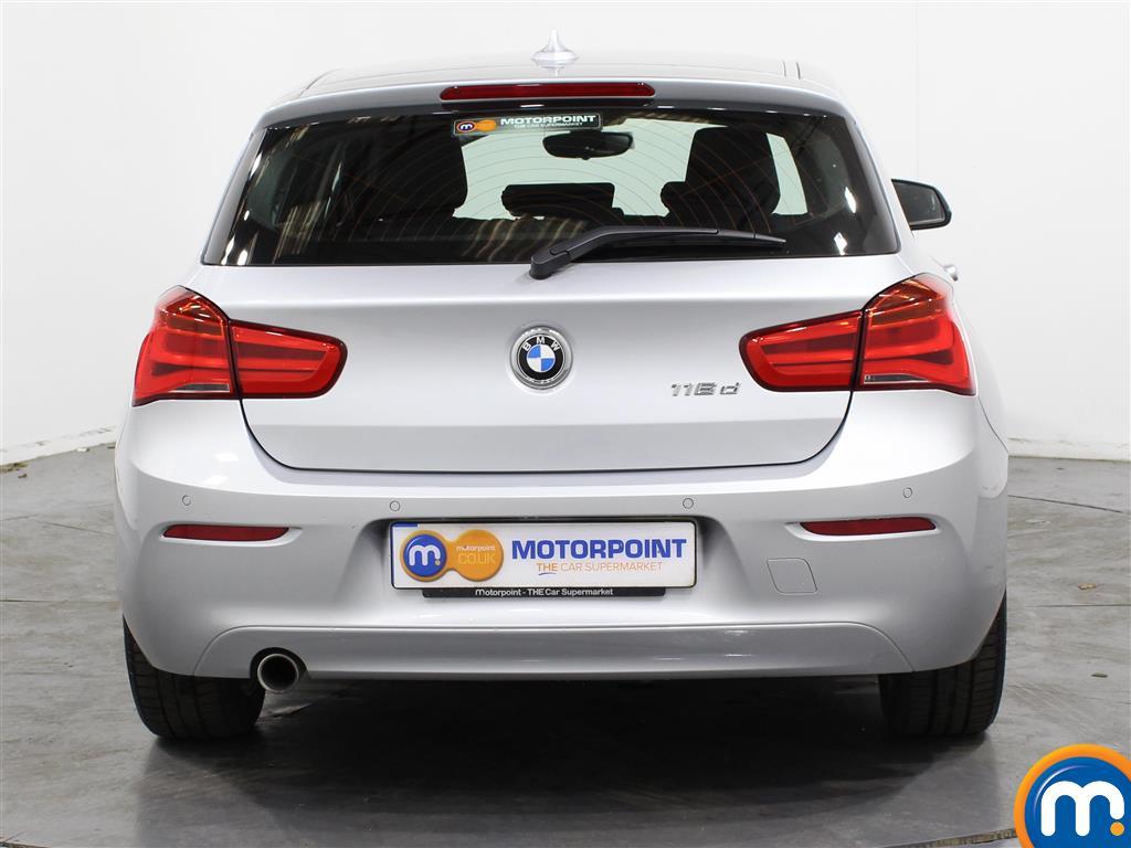 BMW 1 Series Se Business Manual Diesel Hatchback - Stock Number (989599) - Rear bumper