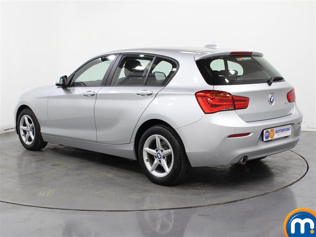 BMW 1 Series Se Business Manual Diesel Hatchback - Stock Number (989599) - Passenger side rear corner