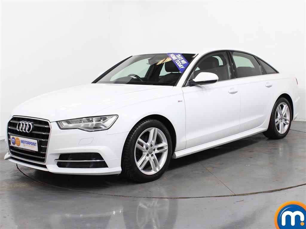 Audi A6 S Line - Stock Number (985576) - Passenger side front corner