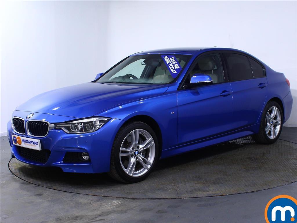 BMW 3 Series M Sport - Stock Number (992202) - Passenger side front corner