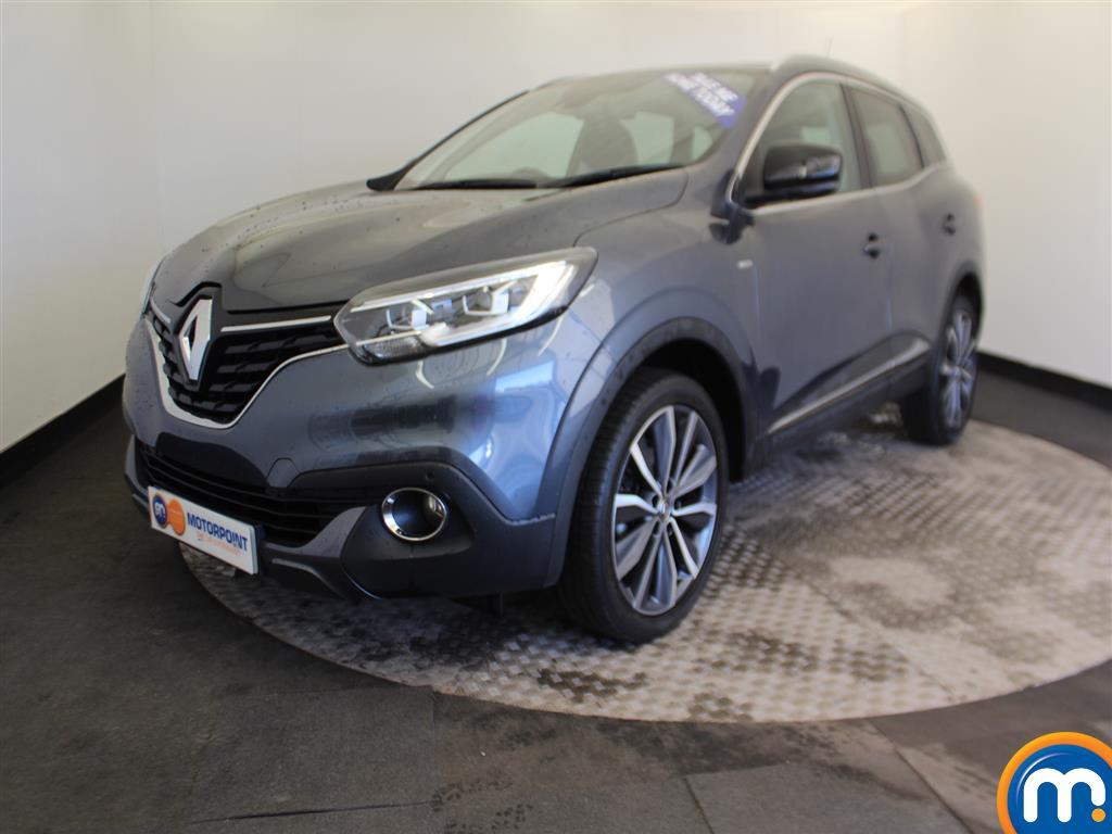Renault Kadjar Signature Nav - Stock Number (984503) - Passenger side front corner
