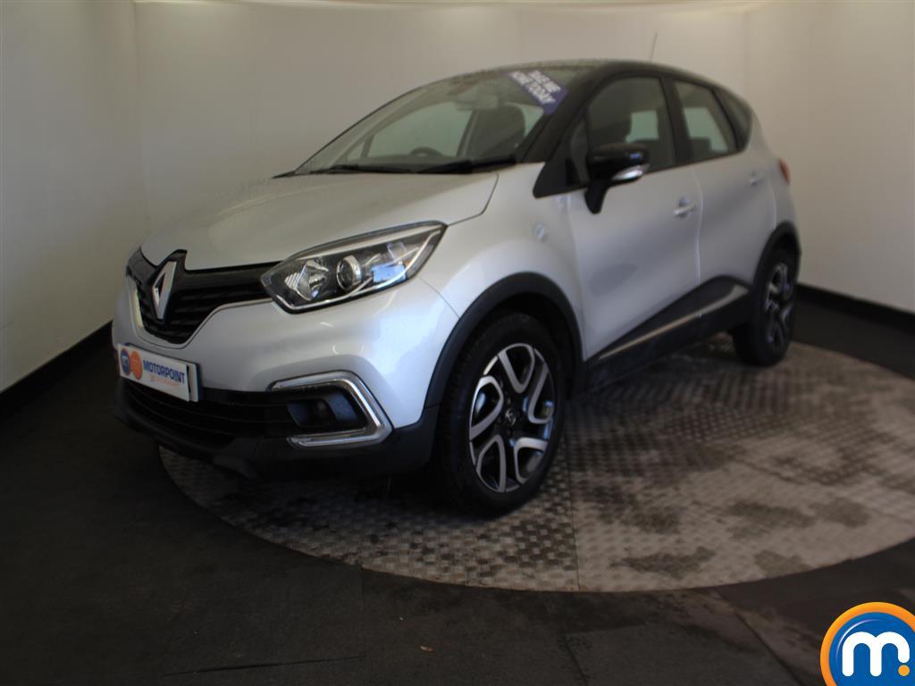 Renault Captur Dynamique Nav - Stock Number (990309) - Passenger side front corner