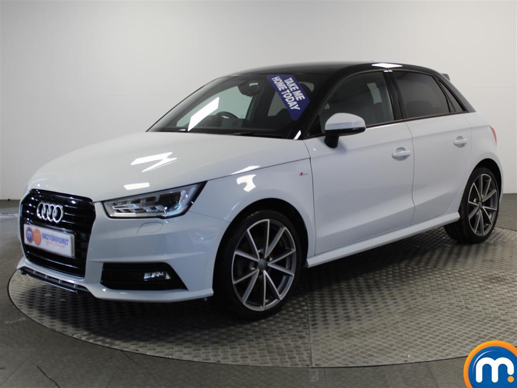 Audi A1 Black Edition Nav - Stock Number (987176) - Passenger side front corner