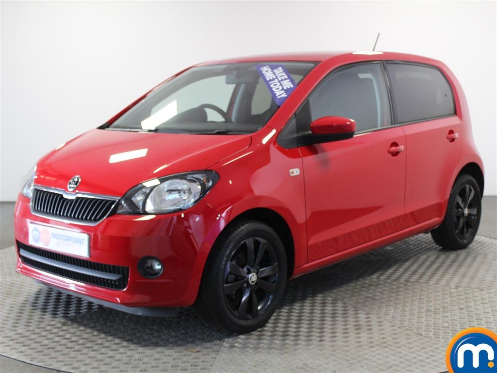 Skoda Citigo Colour Edition - Stock Number (985266) - Passenger side front corner