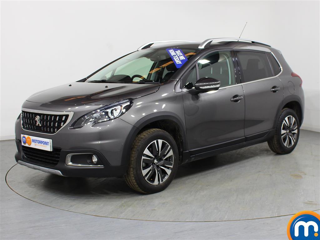 Peugeot 2008 Allure - Stock Number (982768) - Passenger side front corner