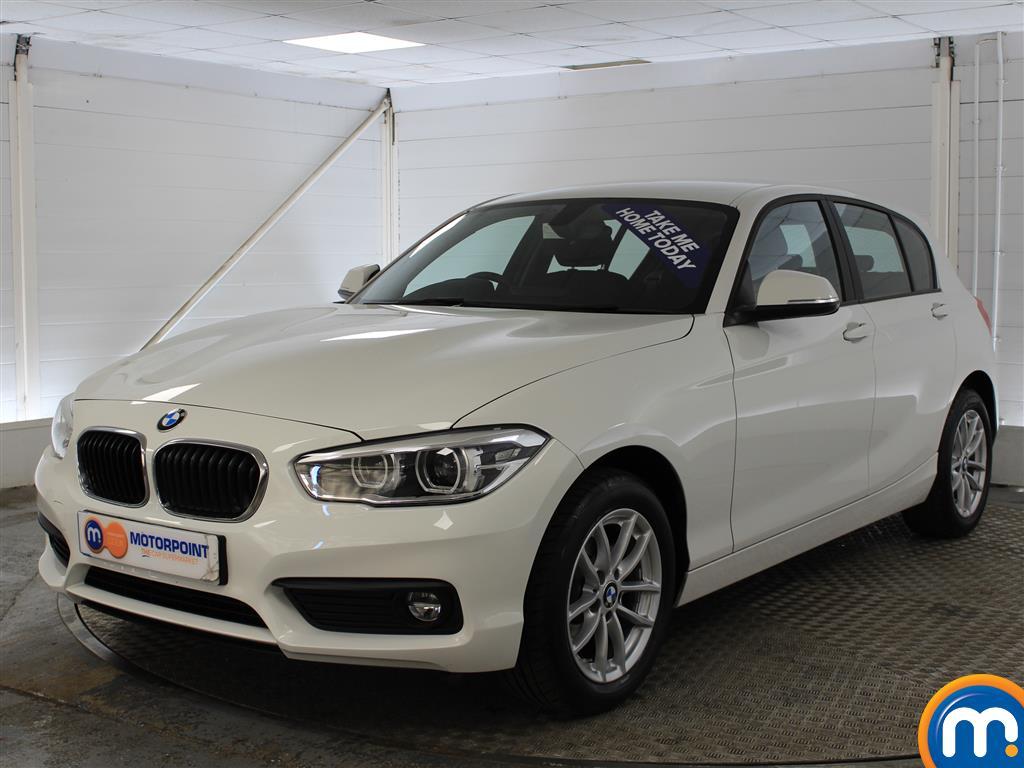 BMW 1 Series SE Business - Stock Number (989827) - Passenger side front corner