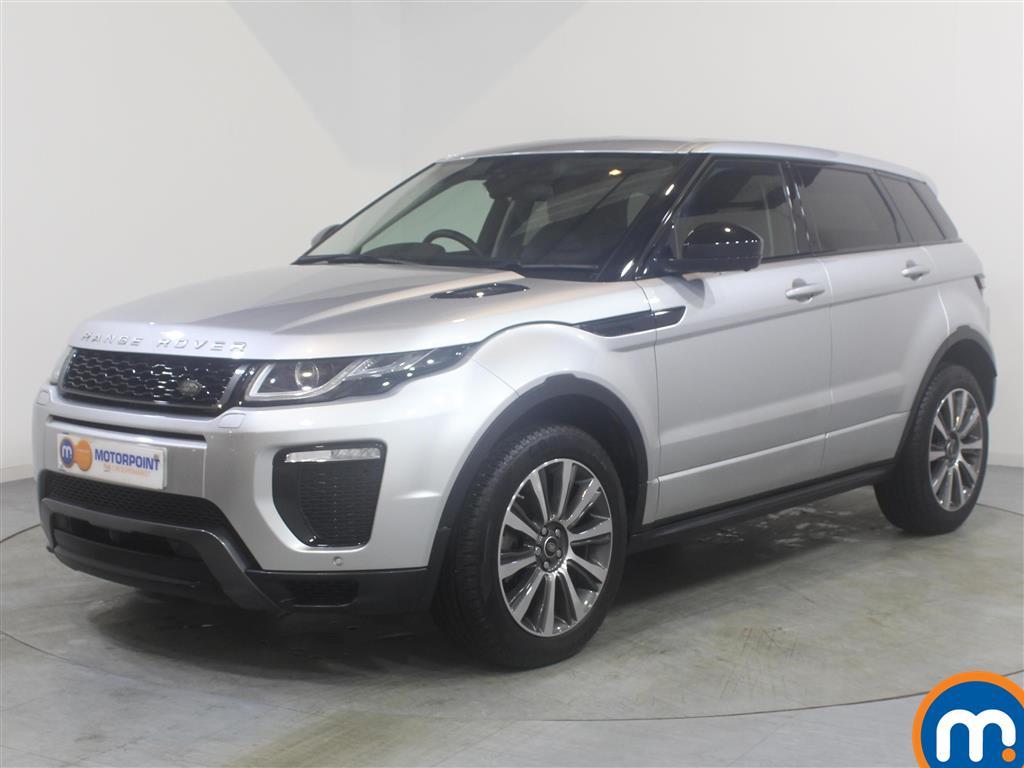 Land Rover Range Rover Evoque HSE Dynamic - Stock Number (990028) - Passenger side front corner