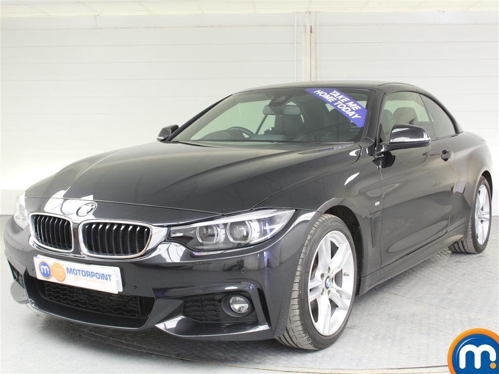 BMW 4 Series M Sport - Stock Number (990665) - Passenger side front corner
