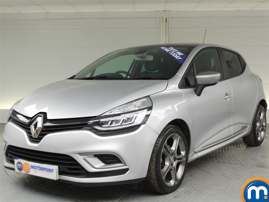 Renault Clio Signature Nav - Stock Number (985581) - Passenger side front corner