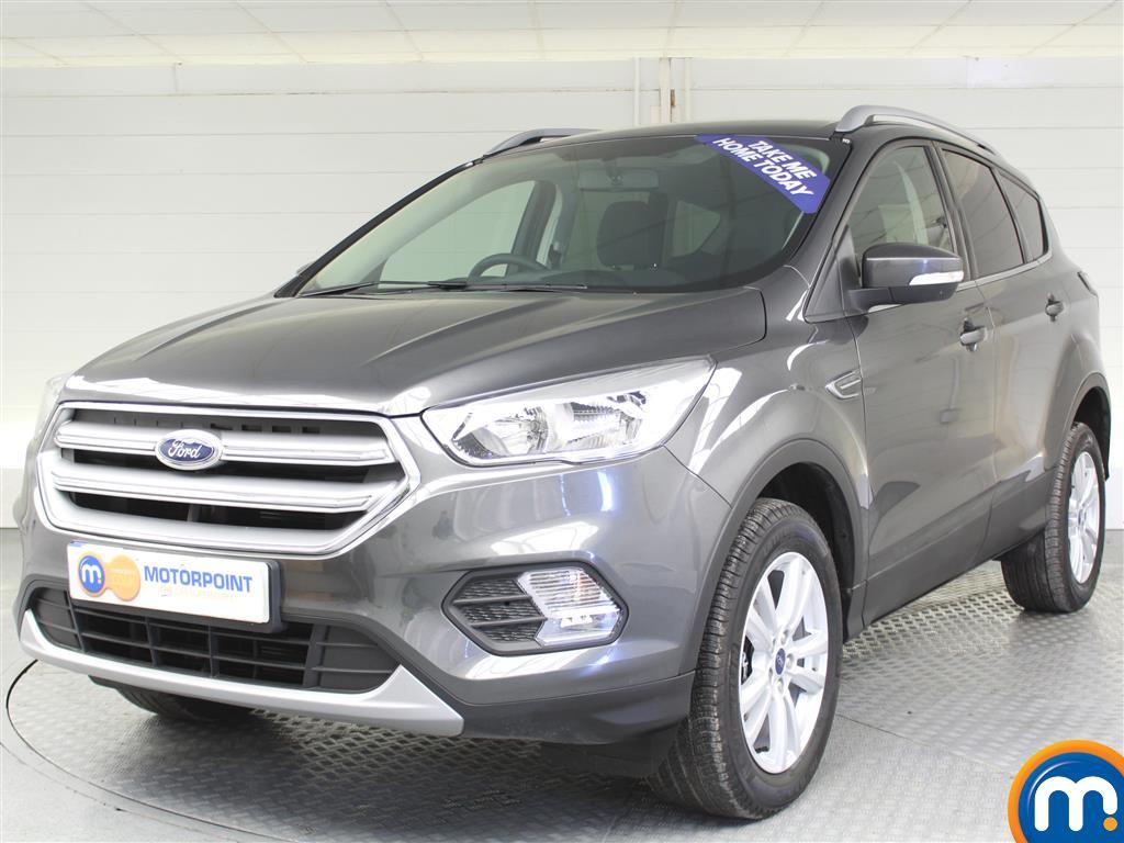 Ford Kuga Zetec - Stock Number (991189) - Passenger side front corner