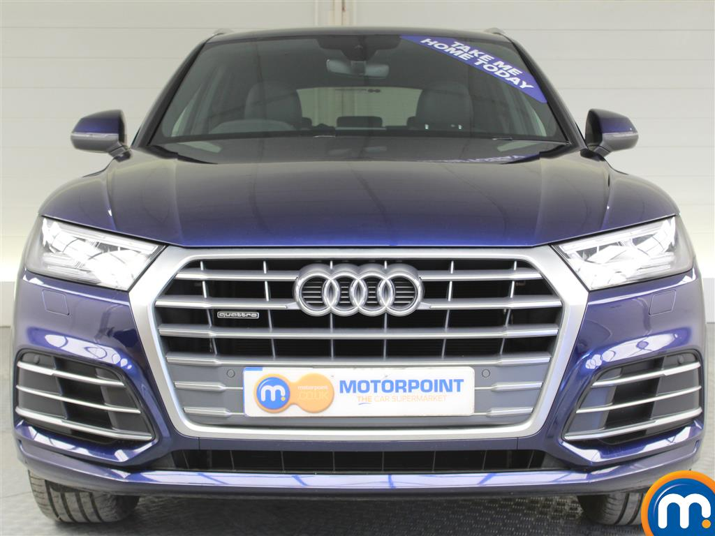 Audi Q5 S Line Automatic Diesel 4X4 - Stock Number (993018) - Front bumper