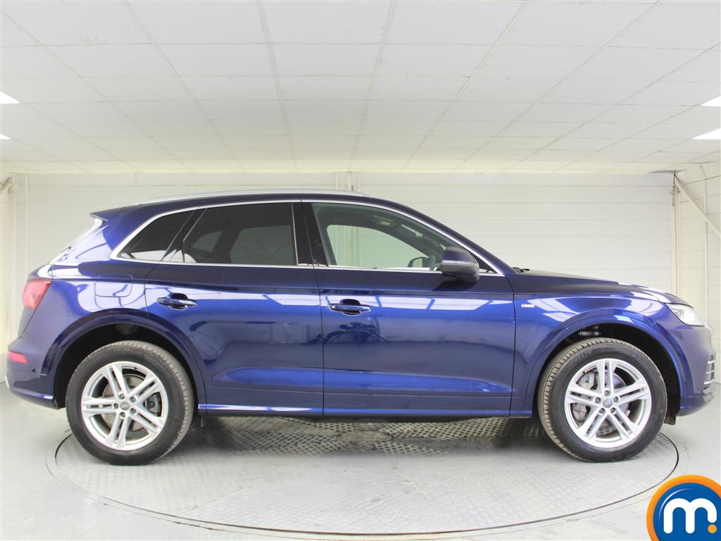 Audi Q5 S Line Automatic Diesel 4X4 - Stock Number (993018) - Drivers side