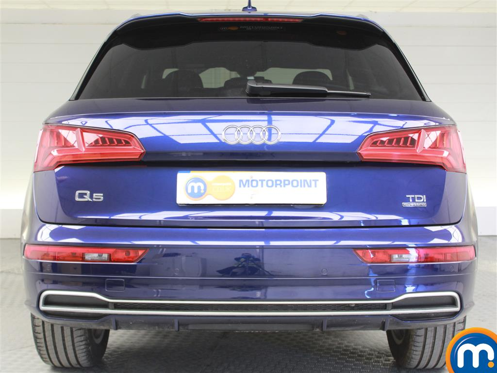 Audi Q5 S Line Automatic Diesel 4X4 - Stock Number (993018) - Rear bumper