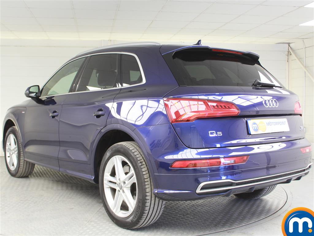 Audi Q5 S Line Automatic Diesel 4X4 - Stock Number (993018) - Passenger side rear corner