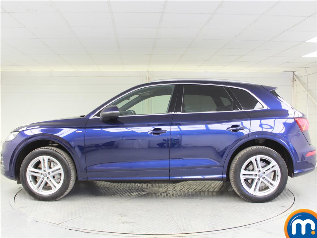 Audi Q5 S Line Automatic Diesel 4X4 - Stock Number (993018) - Passenger side