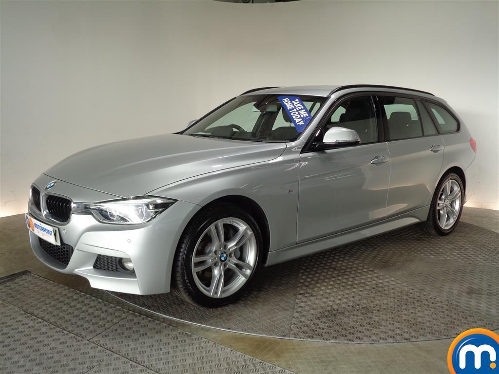 BMW 3 Series M Sport - Stock Number (992212) - Passenger side front corner