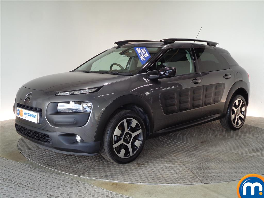 Citroen C4 Cactus Flair - Stock Number (975367) - Passenger side front corner