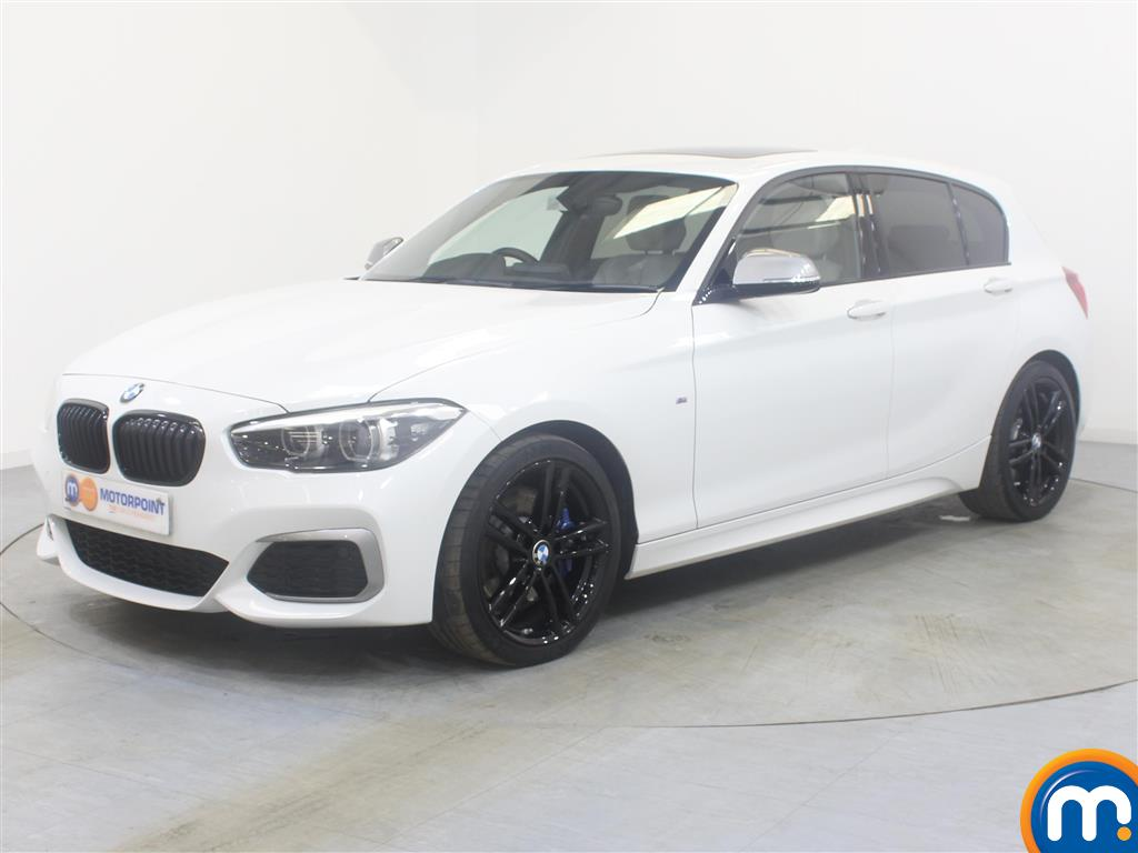 BMW 1 Series M140i Shadow Edition - Stock Number (990175) - Passenger side front corner