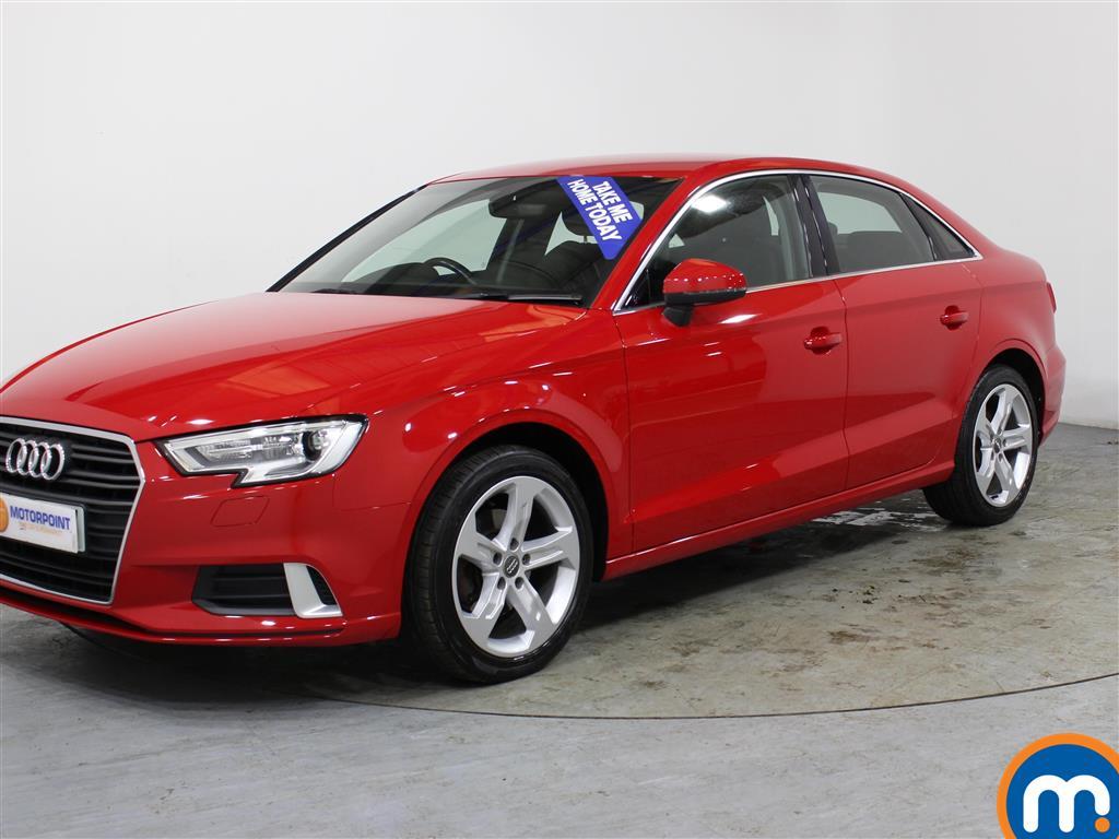 Audi A3 Sport - Stock Number (986070) - Passenger side front corner