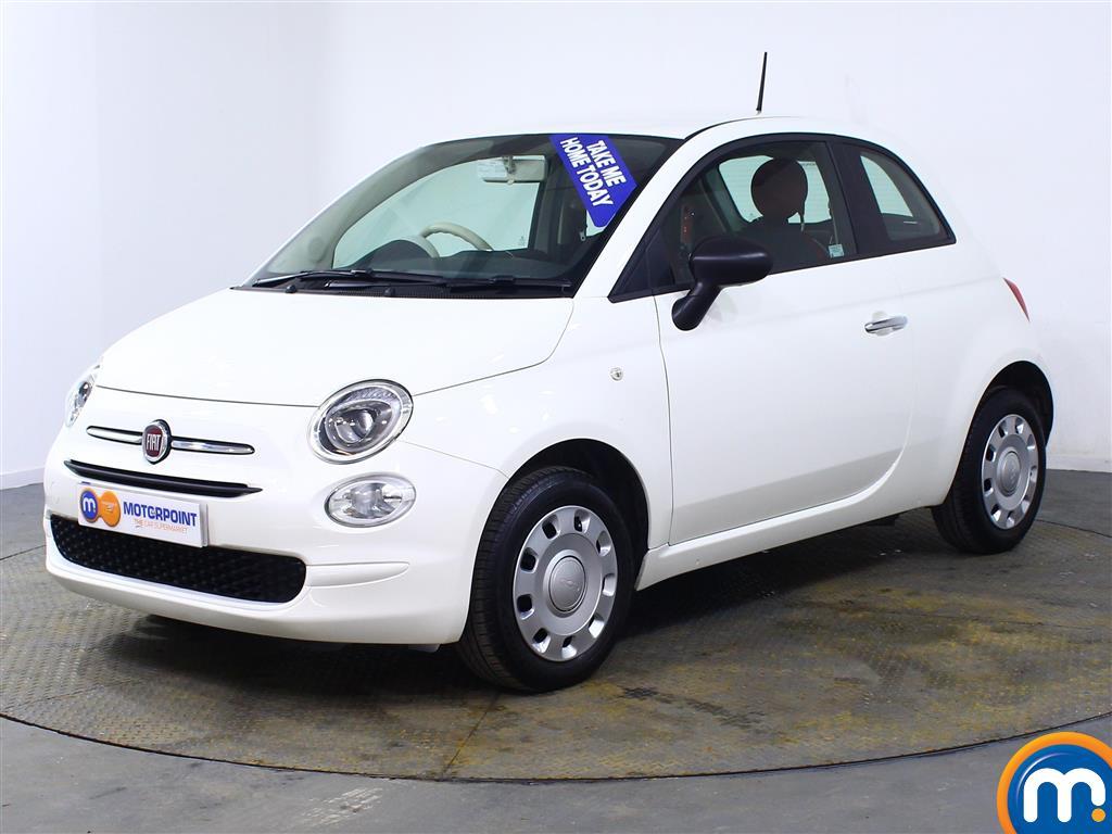 Fiat 500 Pop - Stock Number (991926) - Passenger side front corner