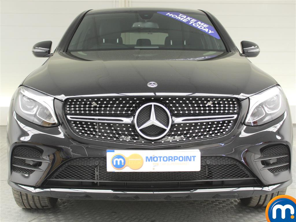 Mercedes-Benz Glc Coupe Amg Line Automatic Diesel Coupe - Stock Number (980177) - Front bumper