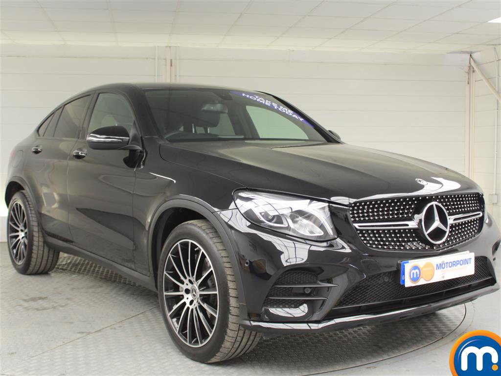Mercedes-Benz Glc Coupe Amg Line Automatic Diesel Coupe - Stock Number (980177) - Drivers side front corner