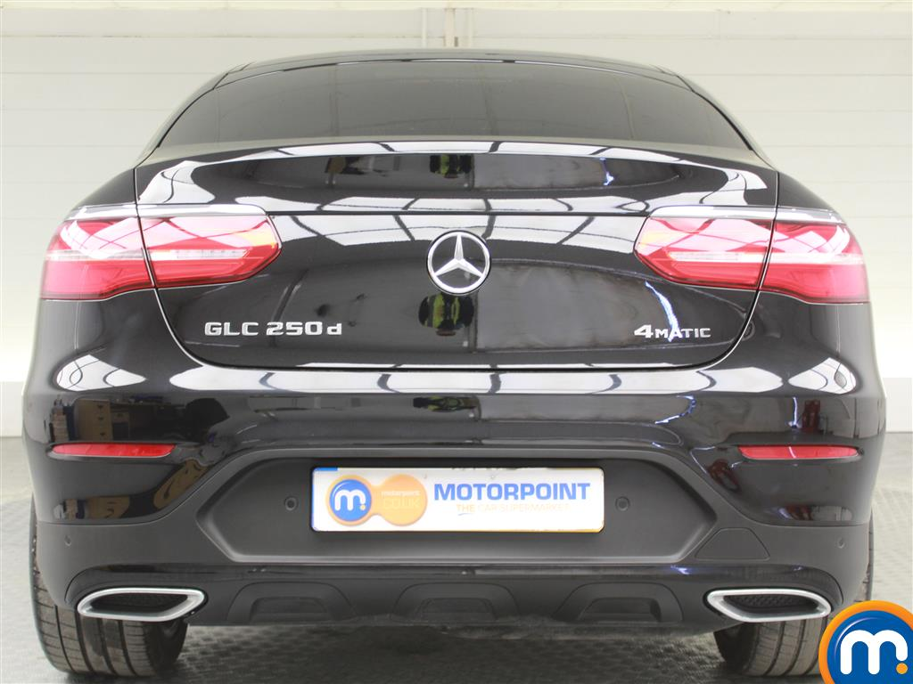 Mercedes-Benz Glc Coupe Amg Line Automatic Diesel Coupe - Stock Number (980177) - Rear bumper