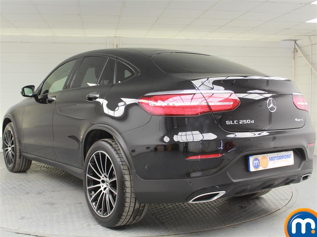 Mercedes-Benz Glc Coupe Amg Line Automatic Diesel Coupe - Stock Number (980177) - Passenger side rear corner