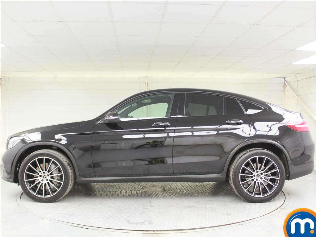 Mercedes-Benz Glc Coupe Amg Line Automatic Diesel Coupe - Stock Number (980177) - Passenger side
