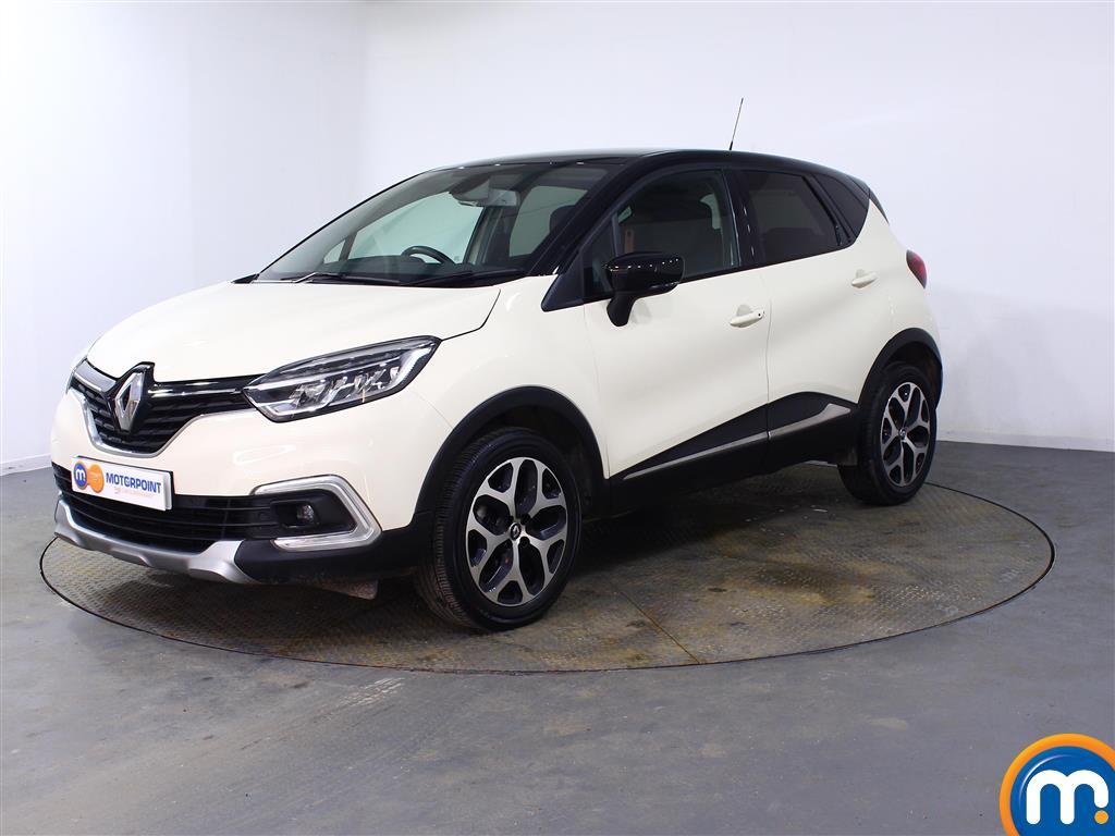 Renault Captur Signature X Nav - Stock Number (989454) - Passenger side front corner