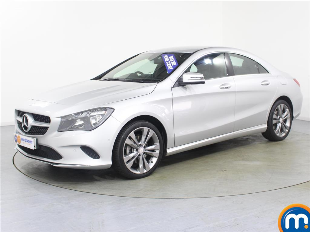 Mercedes-Benz Cla Class Sport - Stock Number (991305) - Passenger side front corner