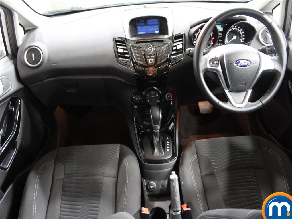 Ford Fiesta Zetec Automatic Petrol Hatchback - Stock Number (988703) - 5th supplementary image